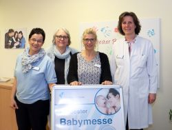 2. Soester Babymesse am 16. April im Klinikum